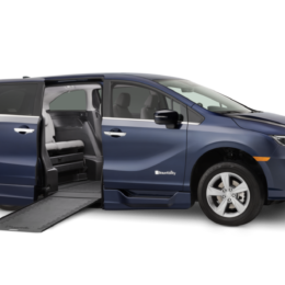 Phase III Mobility - Wheelchair Accessible Vehicles