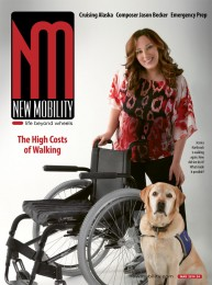 March 2014 New Mobility Cover
