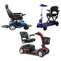 Scooters 'N Chairs - Online Mobility Scooter & Wheelchair Store