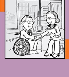 Disability Etiquette- Get it? Everyone should. Free download.